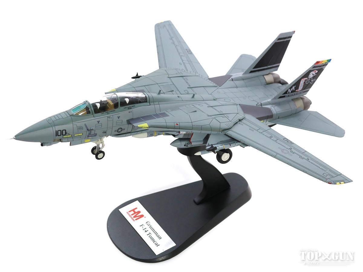 F-14D アメリカ海軍 第31戦闘飛行隊 「トムキャッターズ」 特別塗装 「サンタ・トムキャッターズ」 02年 NK100/#164601 1/72 2018年11月16日発売 Hobby Master/ホビーマスター飛行機/模型/完成品 [HA5223]
