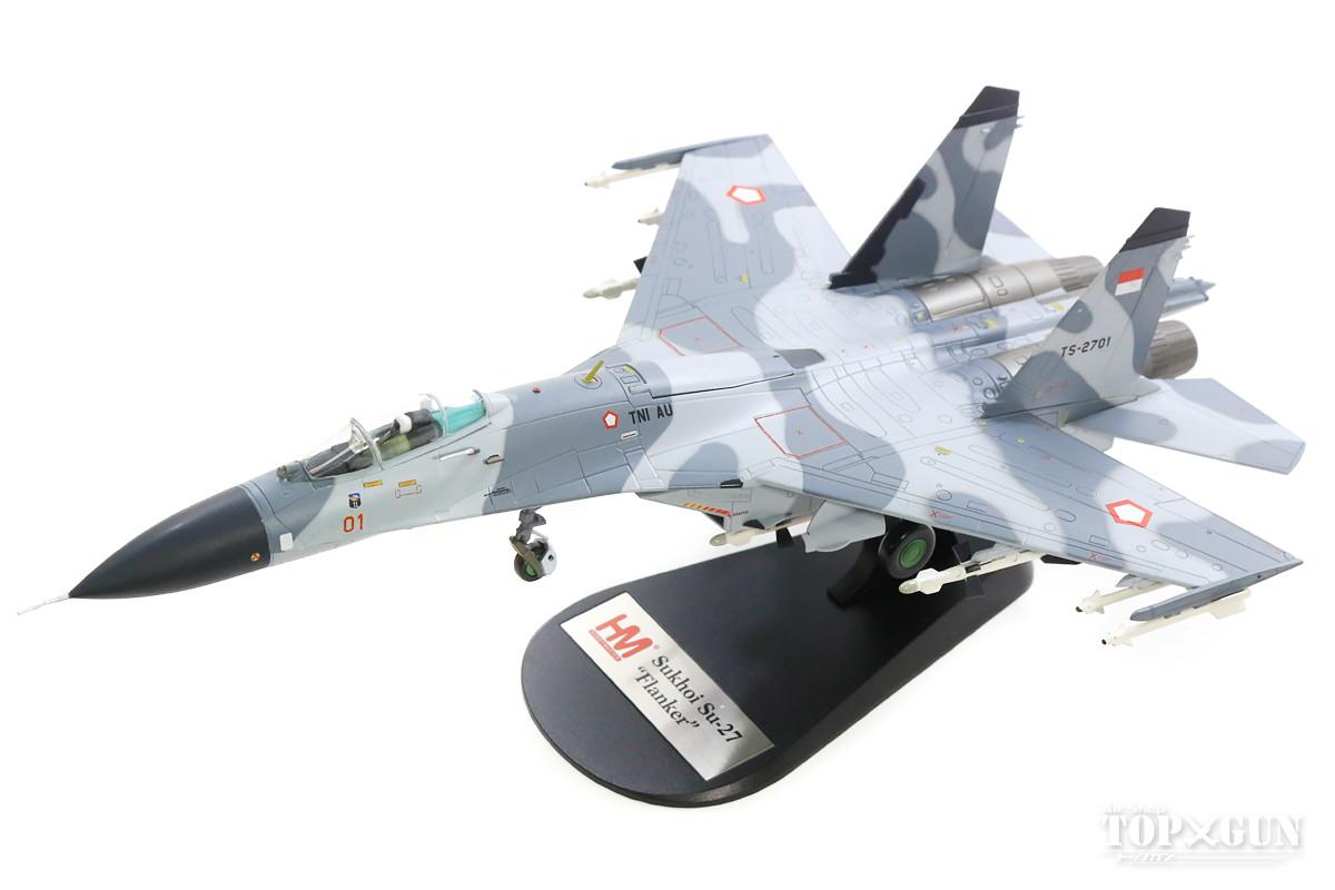Su-27SK 「フランカーB」 インドネシア空軍 第11飛行隊 イスワヒュディ基地 03年 TS-2701 1/72 2018年10月19日発売 Hobby Master/ホビーマスター飛行機/模型/完成品 [HA6004]
