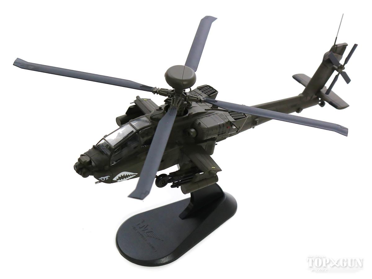 AH-64D アメリカ陸軍 第1歩兵師団 第1戦闘航空旅団 第1大隊 イラク 10年 1/72 2018年11月16日発売 Hobby Master/ホビーマスター飛行機/模型/完成品 [HH1202]