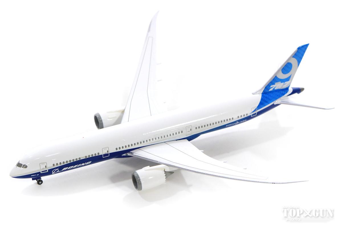 ボーイング 787-9 ボーイング社 デモカラー 1/400 2019年2月6日未掲載品 hogan Wings/ホーガンウイングス飛行機/模型/完成品 [40144]