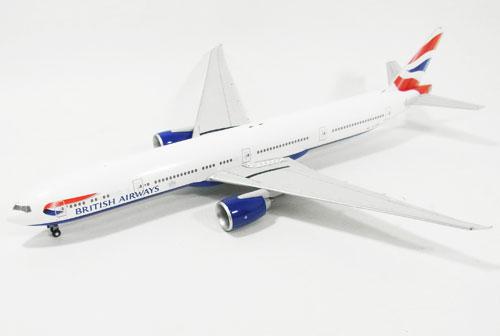 ボーイング B777-300ER ブリティッシュ・エアウェイズ G-STBH 1/200 ※プラ製 2014年10月17日発売 hogan Wings/ホーガンウイングス飛行機/模型/完成品 [0304GR]
