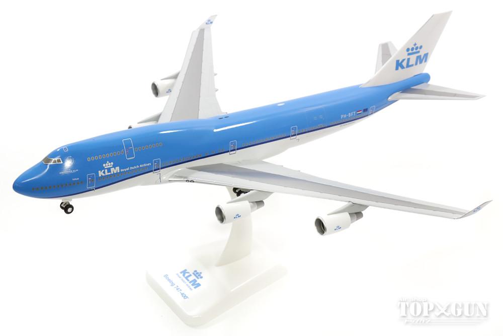 ボーイング 747-400M KLMオランダ航空 新塗装 PH-BFT 「シティ・オブ・東京」 1/200 ※プラ製 2017年3月8日発売 hogan Wings/ホーガンウイングス飛行機/模型/完成品 [10123GR]