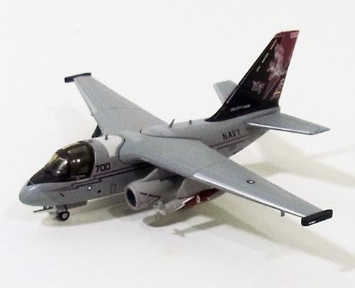 Hogan 時間指定不可 Wings S-3B アメリカ海軍 第21海上制圧飛行隊 ファイティング レッドテイルズ 航空団司令機 03年 2013年4月16日発売 7815 hogan ホーガンウイングス飛行機 1 予約販売 200 模型 NF700 完成品