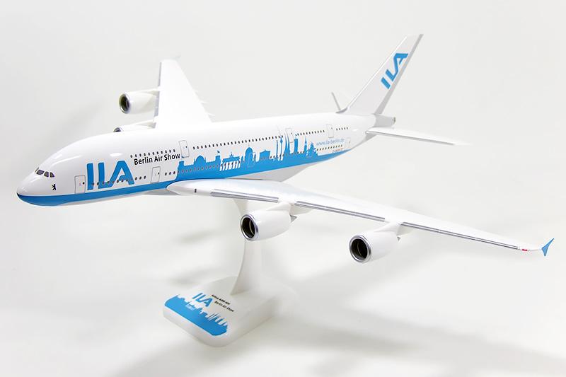 リモックスエアバス A380-800 ベルリン・エアショー2014記念モデル(未発表塗装) 1/200 ※スタンド専用 2014年12月24日発売 hogan Wings/ホーガンウイングス飛行機/模型/完成品 [ILA0001]