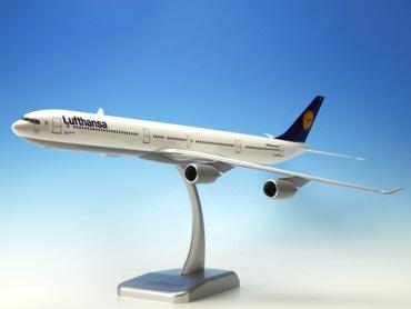 リモックスエアバス A340-600 ルフトハンザドイツ航空 1/200 ※スタンド専用/機体番号なし 2011年6月27日発売 hogan Wings/ホーガンウイングス飛行機/模型/完成品 [LH02]