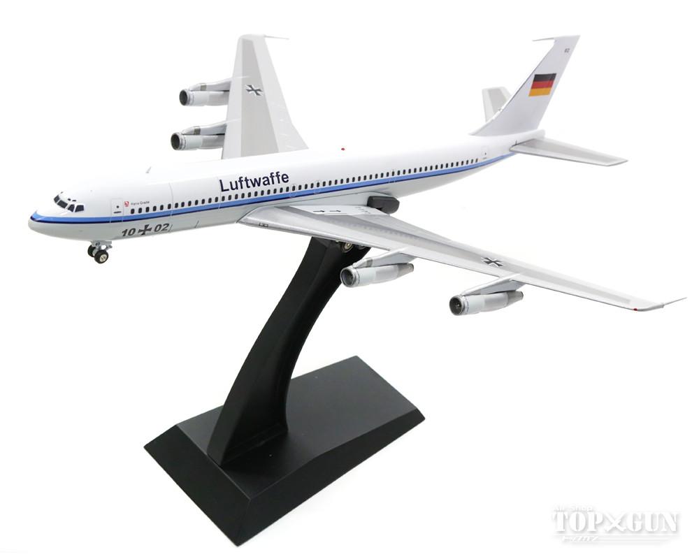 707-300 ルフトバッフェ 10+02 (スタンド付属) 1/200 2017年7月29日発売 InFlight200/インフライト200飛行機/模型/完成品 [IF707GAF001]