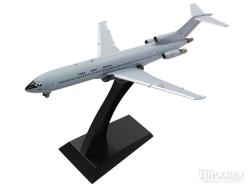 ボーイング 727-200 メキシコ空軍 #3506 (スタンド付属) 1/200 ※金属製  2017年6月28日発売 InFlight200/インフライト200飛行機/模型/完成品 [IF722MAF002]