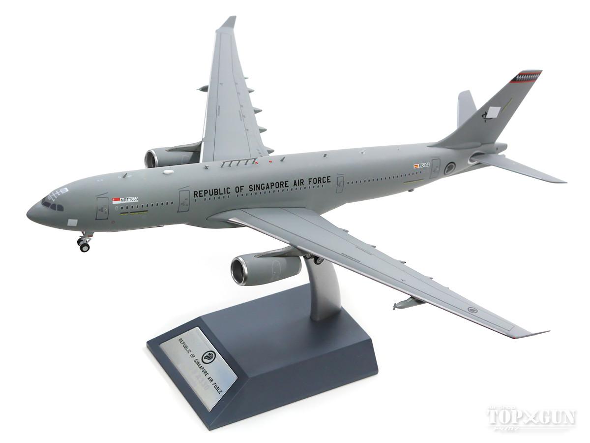 エアバス A330MRTT シンガポール空軍 (スタンド付属) 竣工時 18年 EC-333/MRTT033 1/200 ※金属製 2018年9月6日発売 InFlight200/インフライト200 飛行機/模型/完成品 [IFMRTTSAF001]