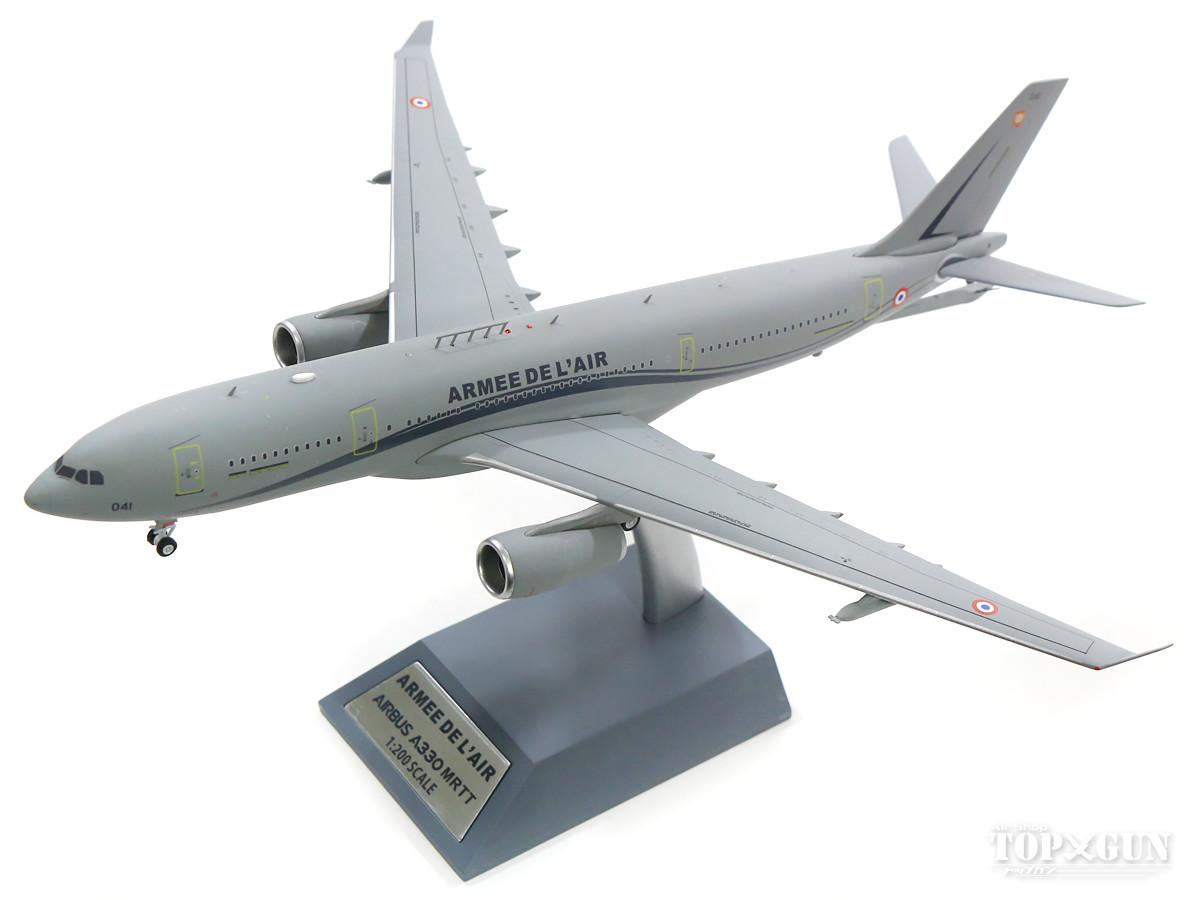 エアバス A330-200(MRTT) フランス空軍 MRTT041 (スタンド付属) 1/200 ※金属製 2019年1月16日発売 InFlight200/インフライト200 飛行機/模型/完成品 [IFMRTTFAF001]