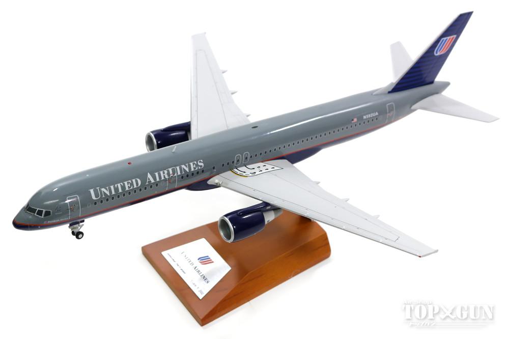 ボーイング 757-200 ユナイテッド航空 00年代 N592UA (スタンド付属) 1/200 ※金属製 2016年10月10日発売 JCWINGS飛行機/模型/完成品 [XX2799]
