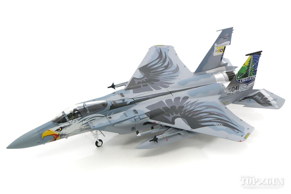 F-15C アメリカ空軍 オレゴン州空軍 第173航空団 特別塗装 「75周年」 16年 1/72 2018年3月25日発売JCWINGS飛行機/模型/完成品 [JCW-72-F15-003]
