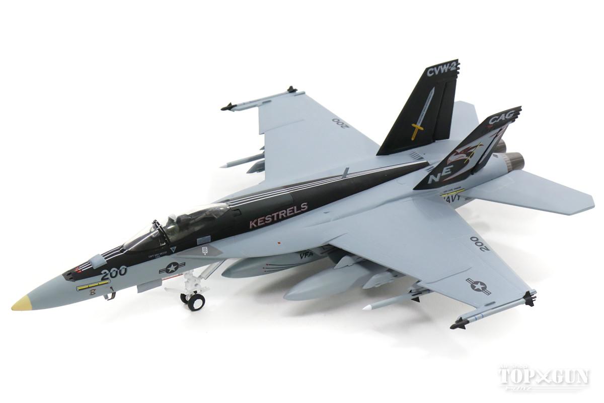 F/A-18E アメリカ海軍 VFA-137 ケストレルズ (CVN-73) 2015 1/72 2018年3月25日発売JCWINGS飛行機/模型/完成品 [JCW-72-F18-003]