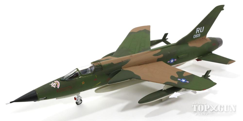 【スーパーセール】F-105Dサンダーチーフ アメリカ空軍 第355戦術戦闘航空団 第357戦術戦闘飛行隊 60年代 RU/#61-0069 「Cherry Girl」 1/144 2015年11月6日発売 アヴィオニクス/Avioni-X飛行機/模型/完成品 [AV440028]