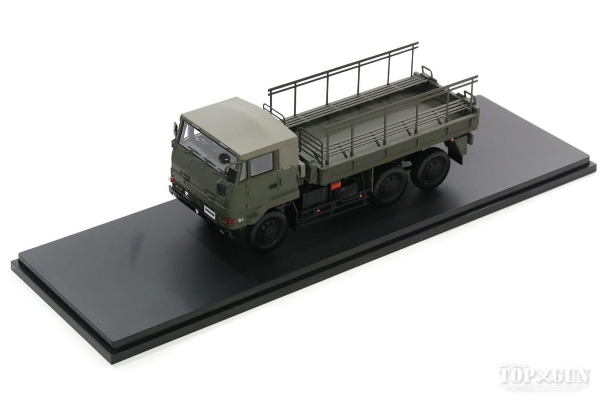 陸上自衛隊 3・1/2t トラック (73式大型トラック SKW477 幌無) 1/43 islans(アイランズ) [IS430002]