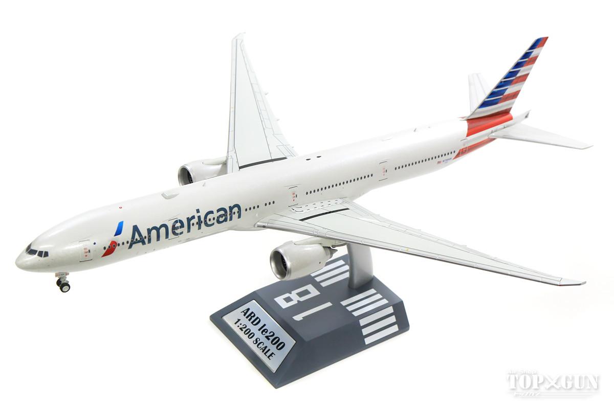 777-300ER アメリカン航空 N730AN (スタンド付属) 1/200 ※金属製 2018年6月29日発売 ARD Models飛行機/模型/完成品 [ARDLE001]