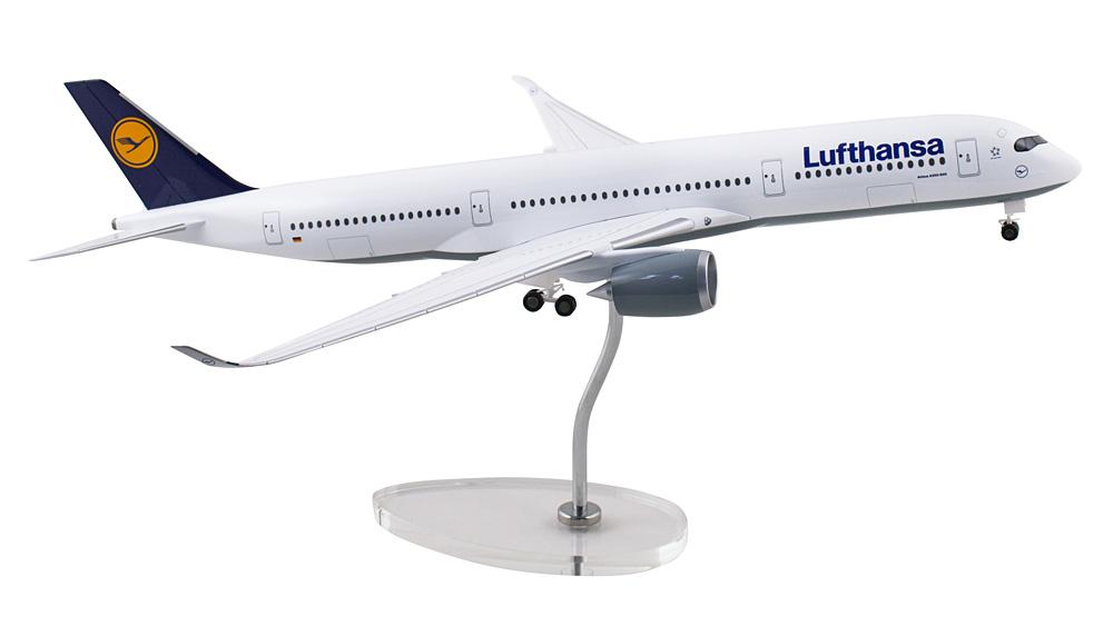 エアバス A350-900 ルフトハンザドイツ航空 ※機体番号なし 1/100 ※樹脂製 2016年8月13日発売 LIMOX/リモックス飛行機/模型/完成品 [LP0005]