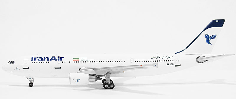 エアバス A300 600R イラン航空 EP IBB 1 4002014年11月22日発売 フェニックス飛行機 模型QoWEderBCx