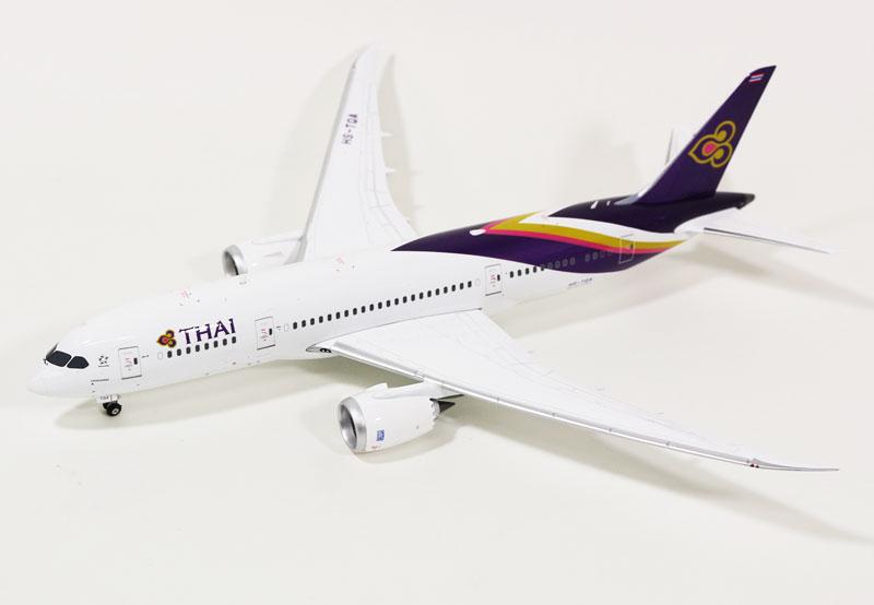 ボーイング B787-8 タイ国際航空 HS-TQA 1/200  2015年2月5日発売 フェニックス飛行機/模型/完成品 [20106]