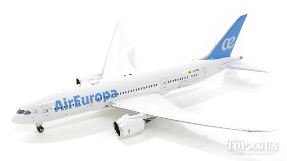 ボーイング 787-8 エア・ヨーロッパ EC-MIG 1/400  2016年9月17日発売 フェニックス飛行機/模型/完成品 [11298]