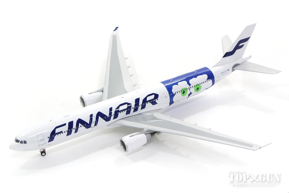 エアバス A330-300 フィンエアー 特別塗装 「マリメッコ・ウニッコ」 13年 OH-LTO 1/200 ※金属製 2017年7月8日発売フェニックス飛行機/模型/完成品 [20165]