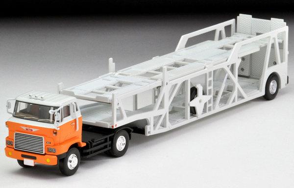 トミカリミテッドヴィンテージNEO LV-N89d 日野カートランスポーター(白/オレンジ) 2019年2月発売