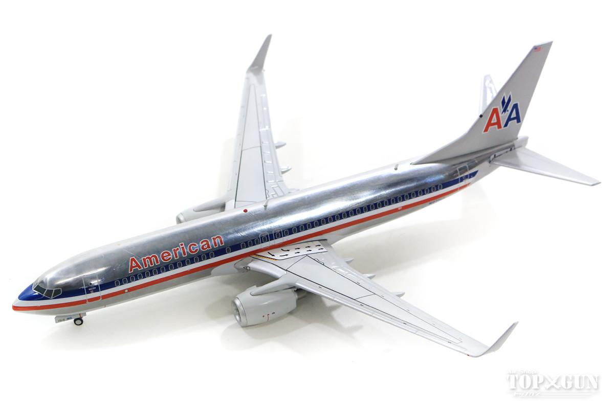 ボーイング 737-800w アメリカン航空 ポリッシュ仕上 N921NN 1/200 ※金属製2019年3月31日発売 Gemini200/ジェミニ200飛行機/模型/完成品 [G2AAL769]