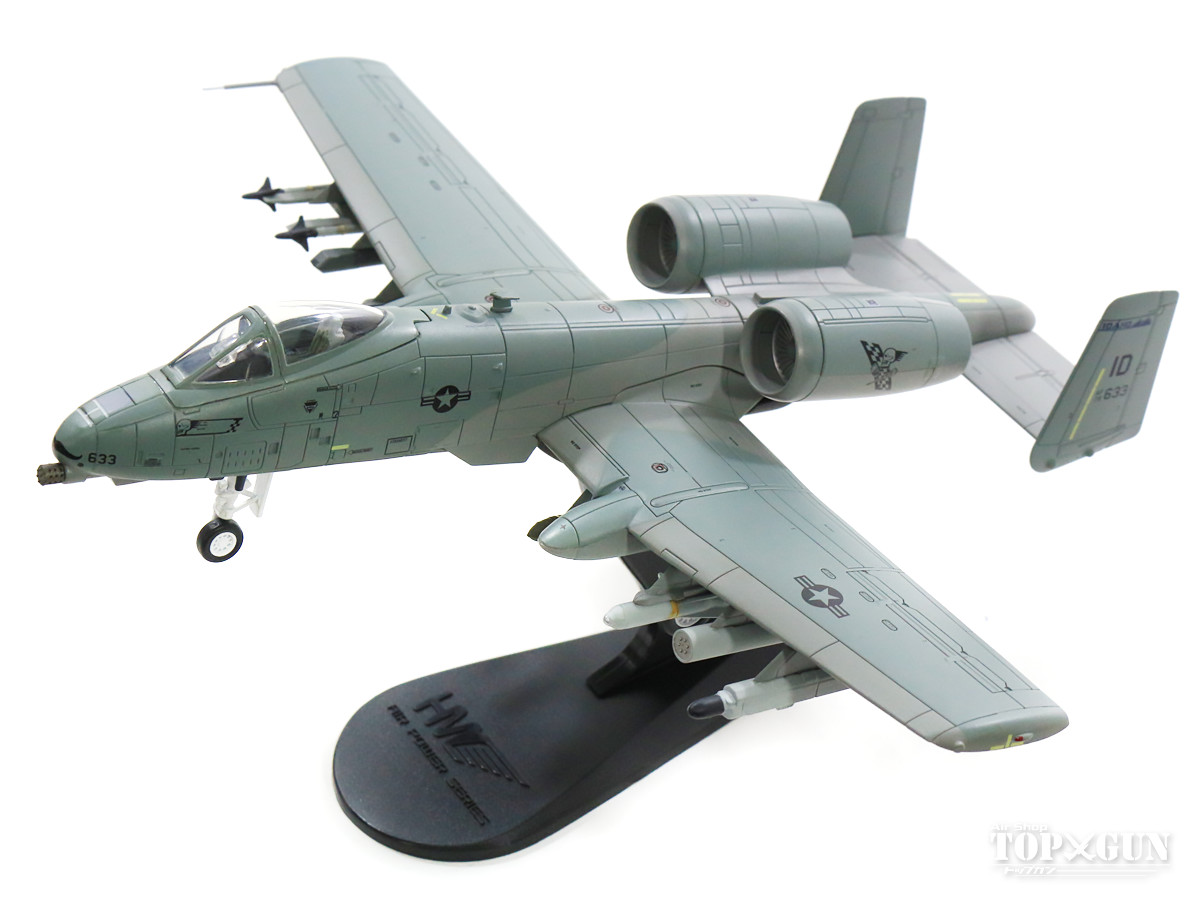 A-10C アメリカ空軍 アイダホ州空軍 第124戦闘航空団 第190戦闘飛行隊 ゴーウェン・フィールド基地 16年 #78-0633 1/72 2019年4月16日発売 Hobby Master/ホビーマスター飛行機/模型/完成品 [HA1327]