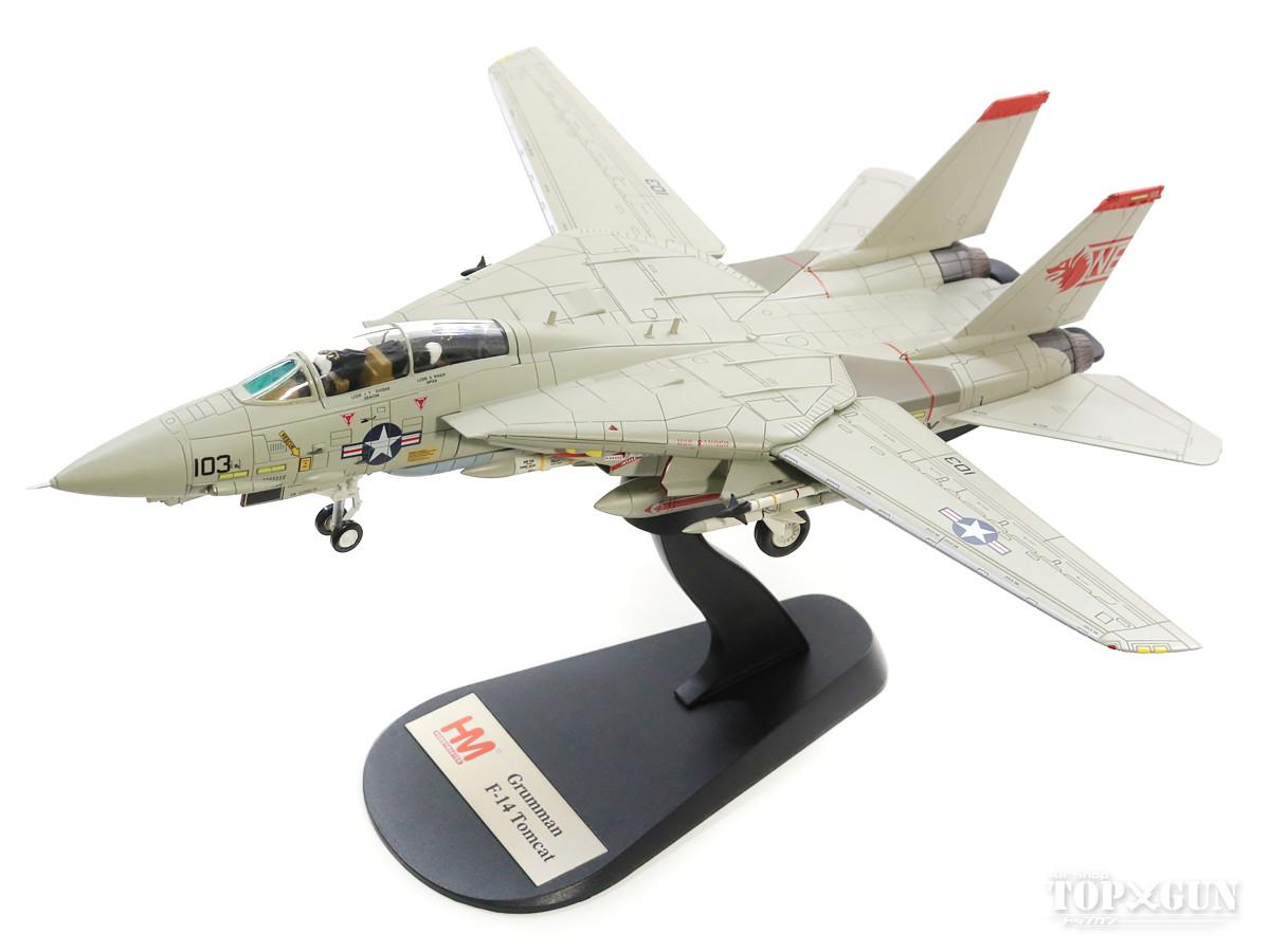 F-14A アメリカ海軍 第1戦闘飛行隊 「ウルフパック」 湾岸戦争時(イラクMi-8撃墜) 空母レンジャー搭載 91年 NE103/#162603 1/72 2019年3月15日発売 Hobby Master/ホビーマスター飛行機/模型/完成品 [HA5224]