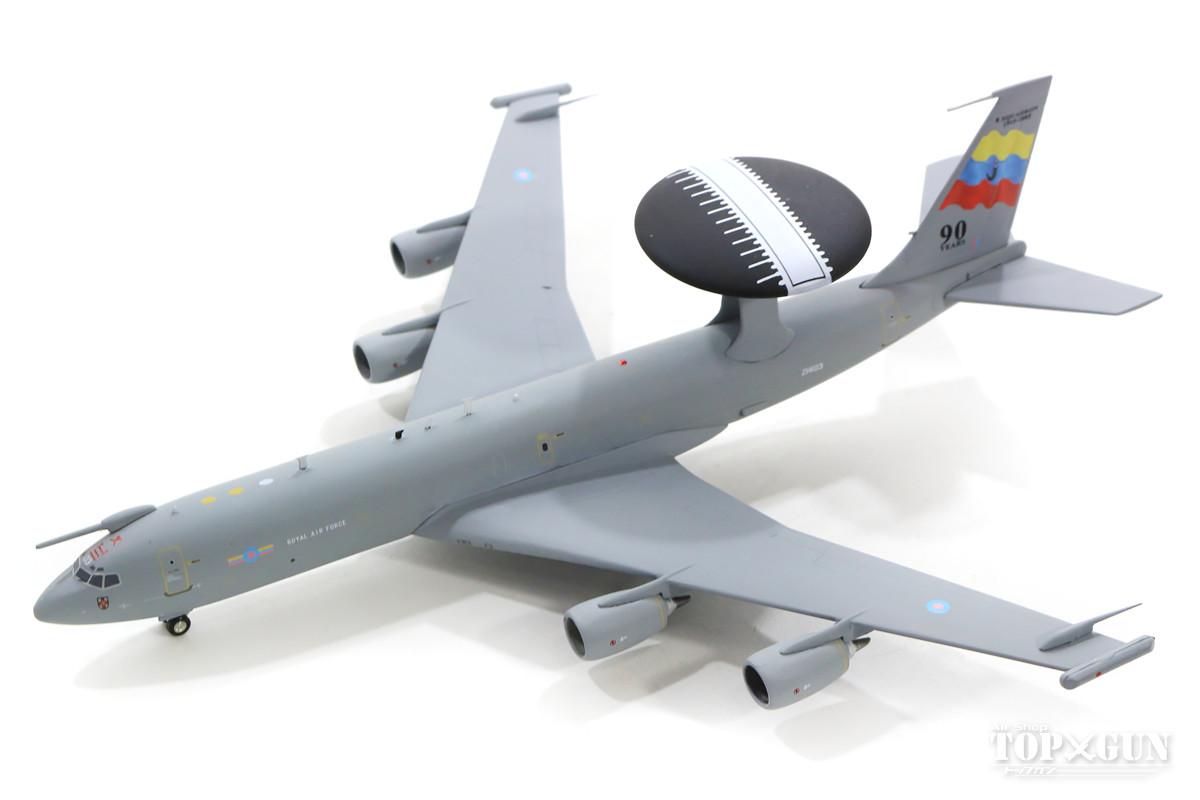 E-3D イギリス空軍 AEW1 ZH103 (スタンド付属) 1/200 2019年2月6日発売 InFlight200/インフライト200飛行機/模型/完成品 [IFE30917]