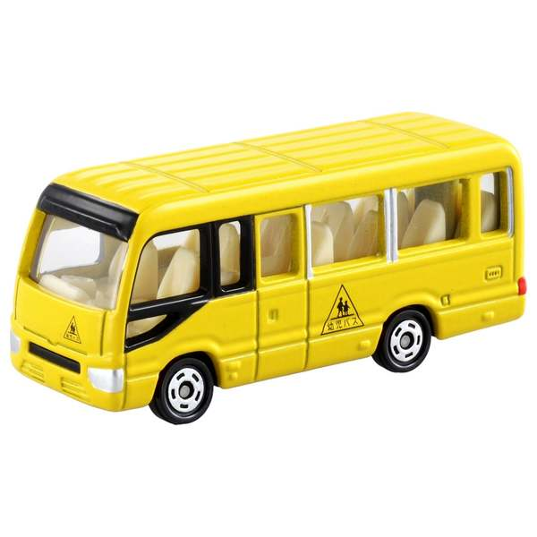 ミニカー TOYOTA 激安超特価 バス トラック トミカ 人気 おすすめ No.49 トヨタ 2019年5月18日発売 ようちえんバス 箱 コースター