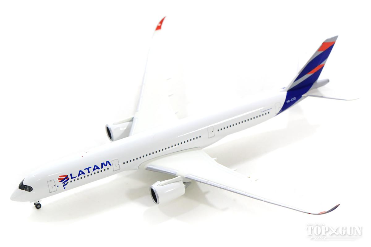 エアバス A350-900 LATAM ブラジル航空 PR-XTD 1/500 2019年4月27日発売 herpa/ヘルパウィングス飛行機/模型/完成品 [532754]
