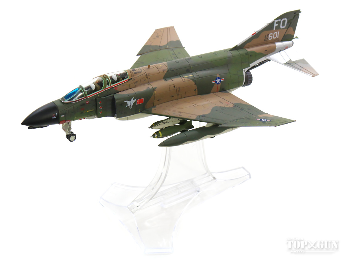 F-4D アメリカ空軍 第8戦術戦闘航空団 第435戦術戦闘飛行隊 ウドゥーン基地・タイ 67年 #66-7601/FO601 1/72 2019年5月21日発売 エアコマンダー/Air Commander飛行機/模型/完成品 [AC1010]