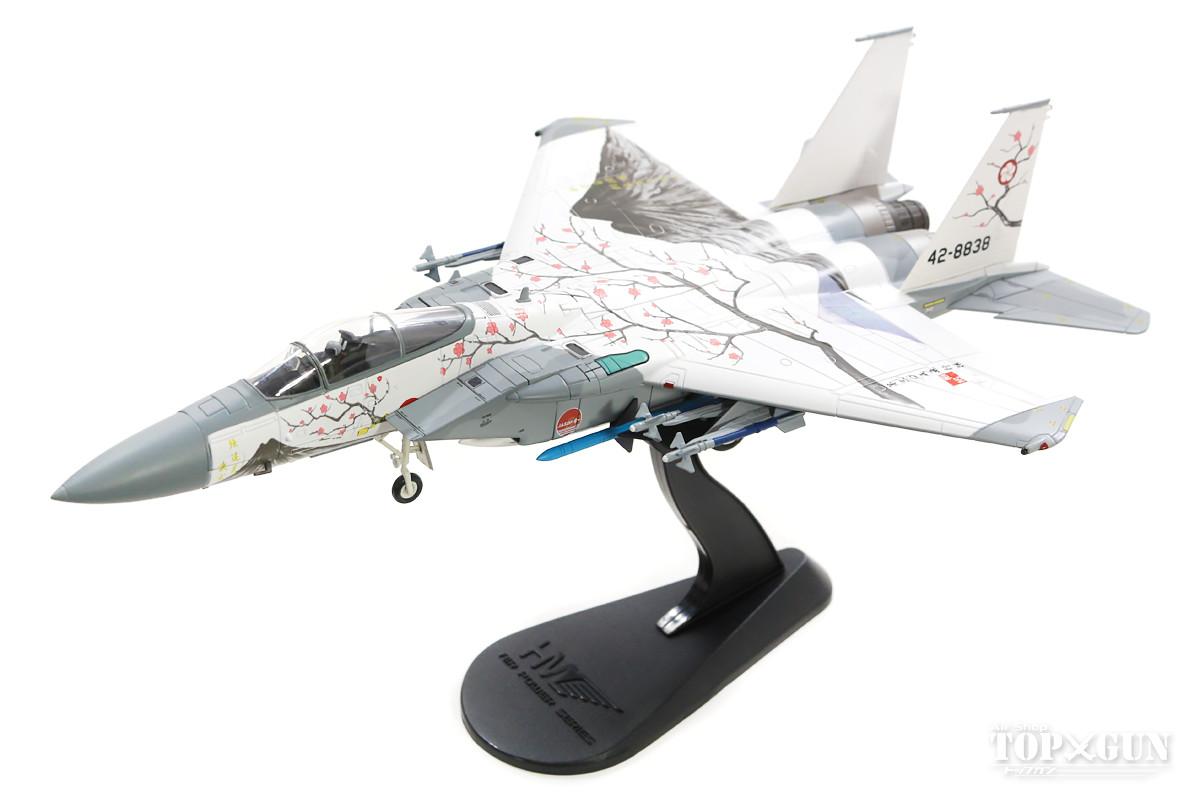 F-15J 航空自衛隊 第7航空団 第305飛行隊 特別塗装 「空自50周年」 百里基地 04年 #42-8838 1/72 2019年5月17日発売 Hobby Master/ホビーマスター飛行機/模型/完成品 [HA4514]