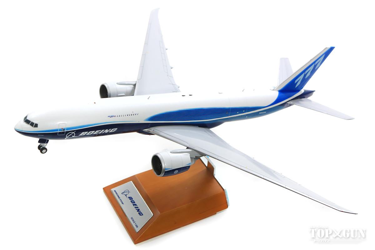 ボーイング 777-200FLR ボーイング社 ハウスカラー N5020K (スタンド付属) 1/200 2019年6月29日発売JCWINGS飛行機/模型/完成品 [XX2181]