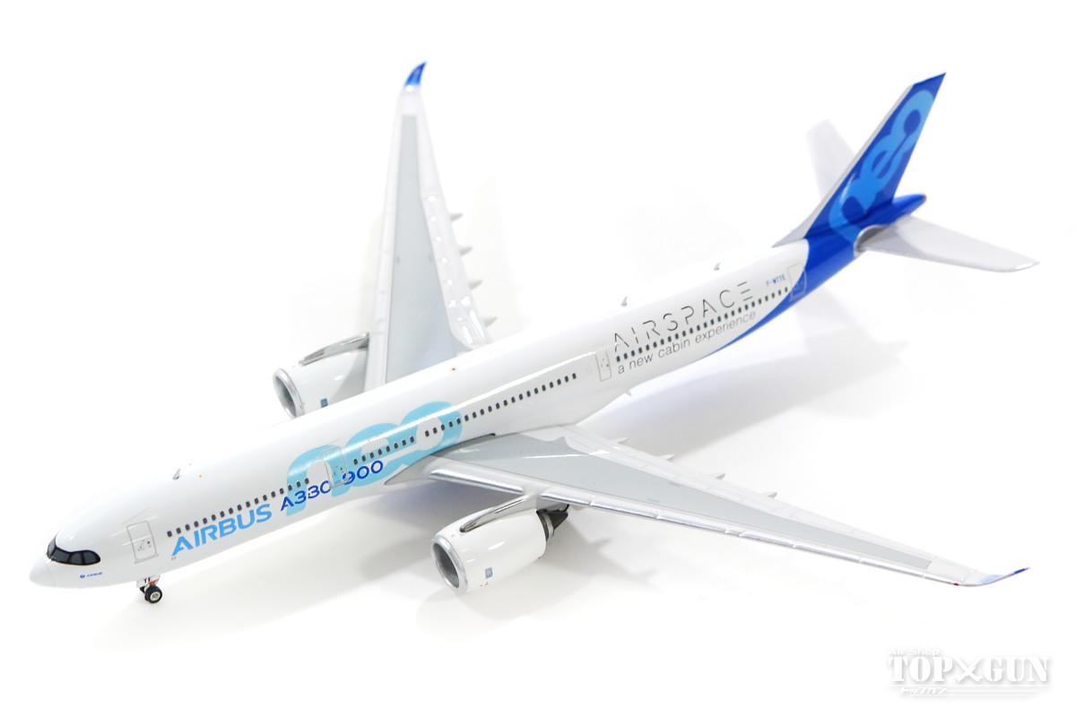 エアバス A330-900neo エアバス社 ハウスカラー F-WTTE 1/400 2019年8月9日発売 フェニックス飛行機/模型/完成品 [11541]