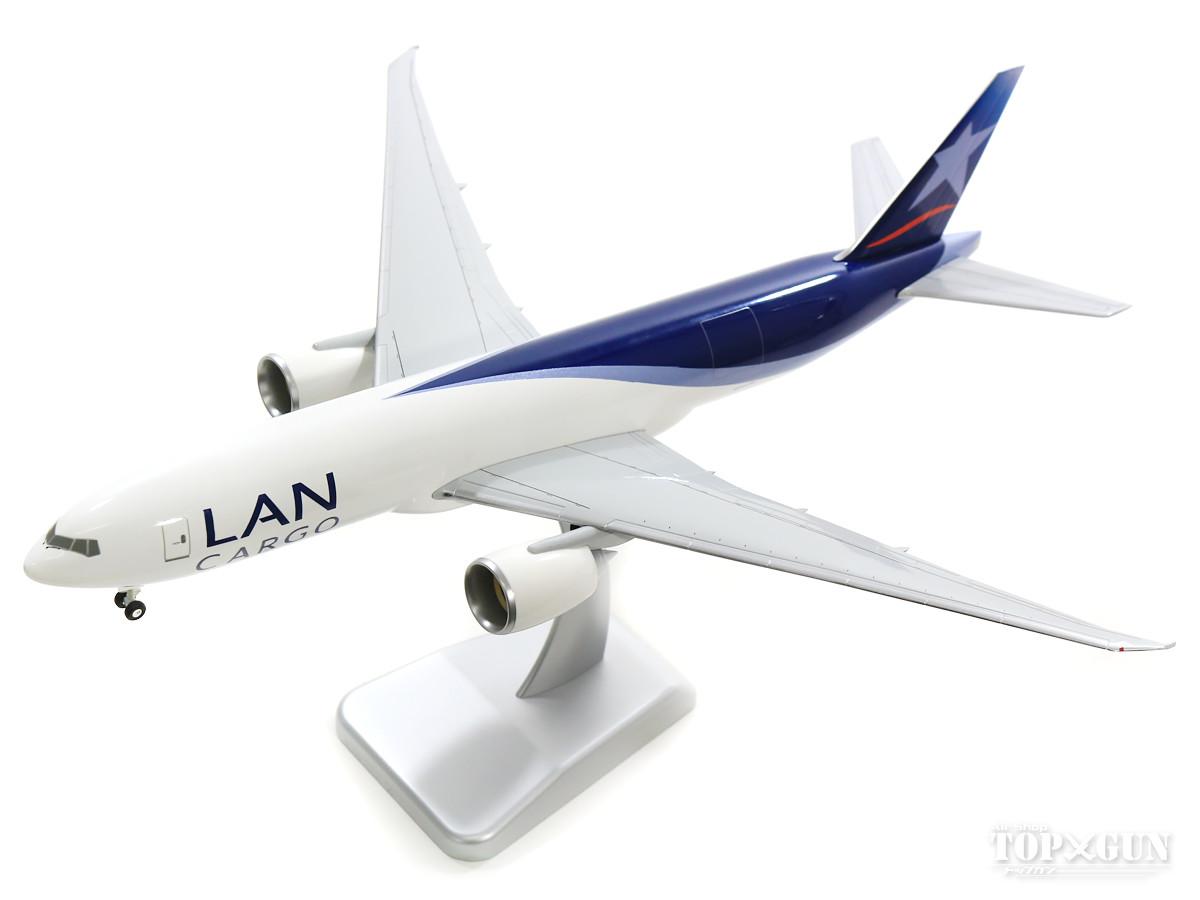 ボーイング 777F(貨物機) LANカーゴ 1/200 ※プラ製 2019年7月16日未掲載品 hogan Wings/ホーガンウイングス飛行機/模型/完成品 [2506GR]