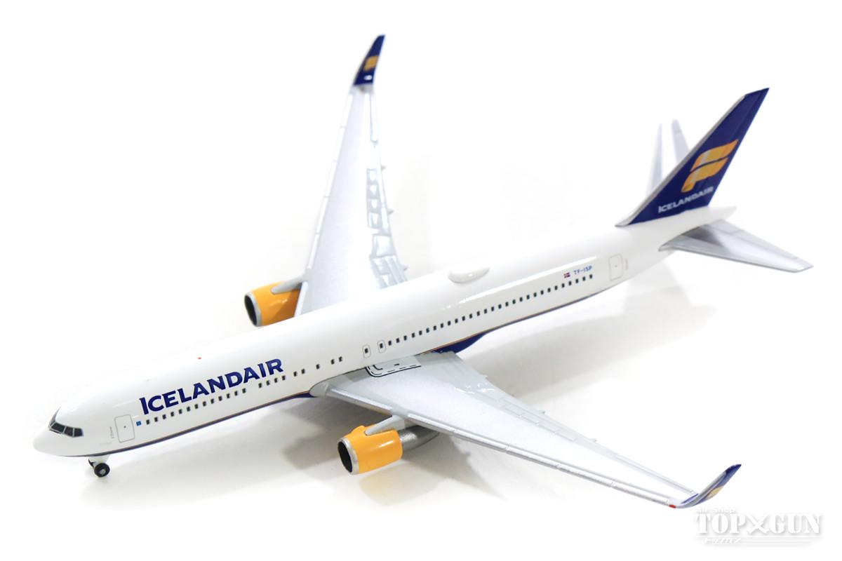 ボーイング 767-300ERw アイスランド航空 TF-ISP 「Eldgja」 1/500 2019年7月18日発売 herpa/ヘルパウィングス 飛行機/模型/完成品 [533102]