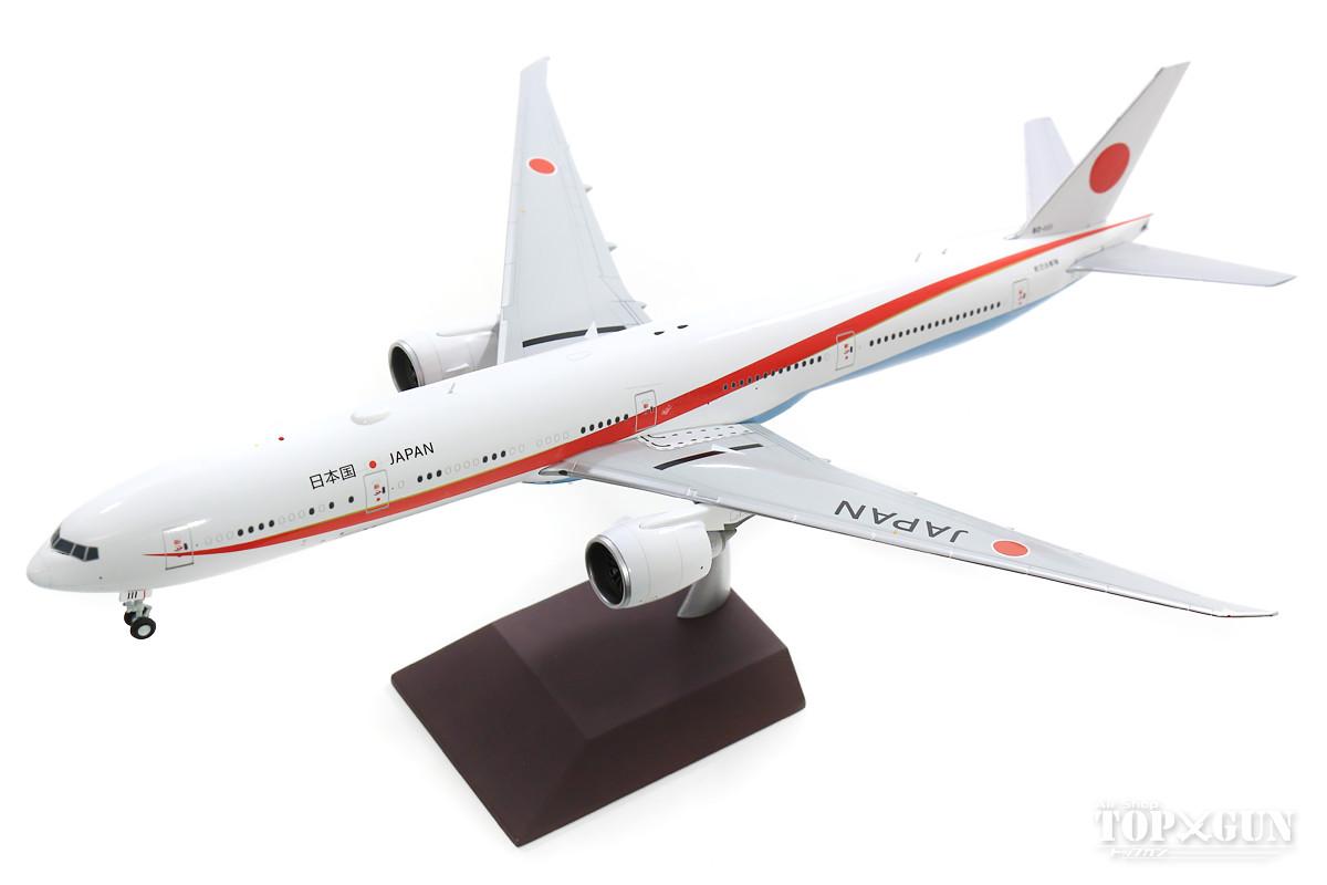 777-300ER 日本国政府専用機 80-1111 1/200 ※金属製 2019年8月4日発売 Gemini200/ジェミニ200飛行機/模型/完成品 [G2JSD812]