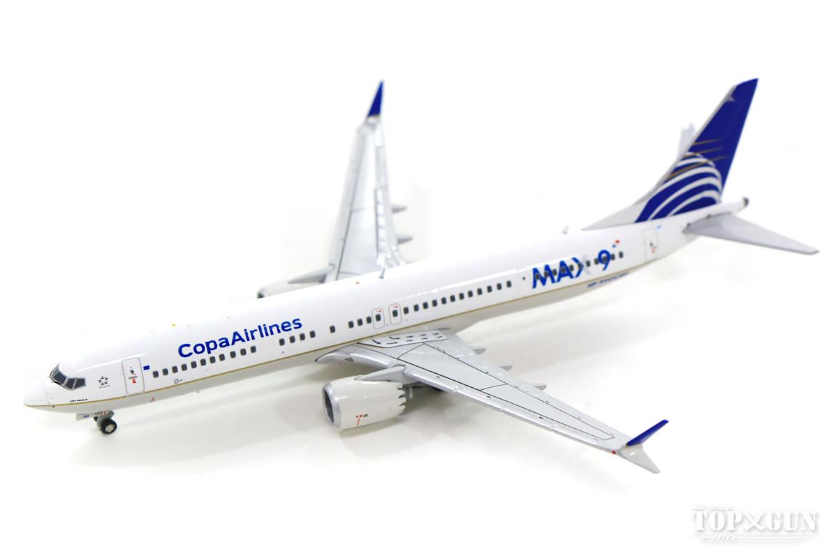 ボーイング 737 MAX 9 コパ航空 HP-9901CMP 1/400 2019年9月11日発売 Gemini Jets/ジェミニジェッツ飛行機/模型/完成品 [GJCMP1820]