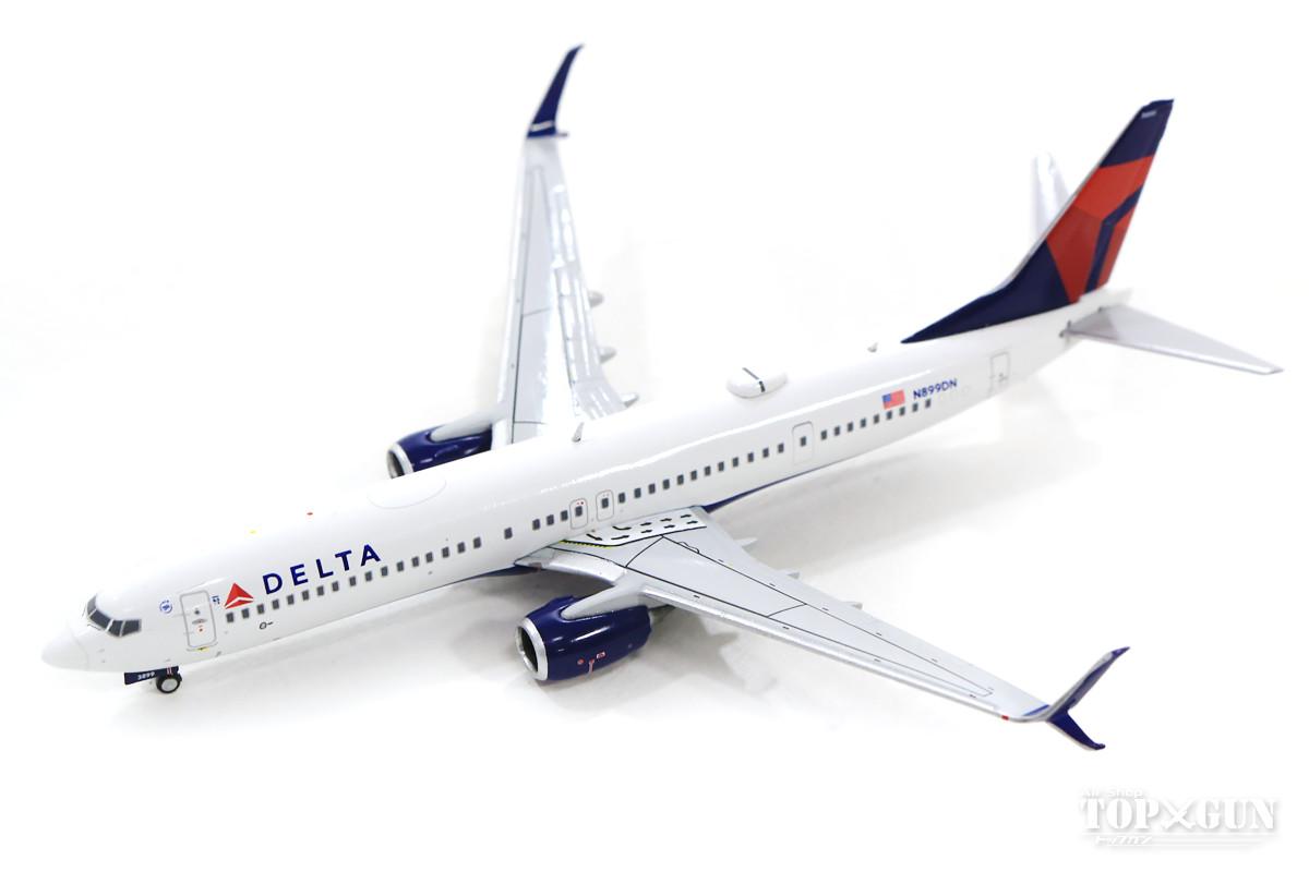ボーイング 737-900ER(sw) デルタ航空 N899DN 1/400 2019年9月11日発売 Gemini Jets/ジェミニジェッツ飛行機/模型/完成品 [GJDAL1807]