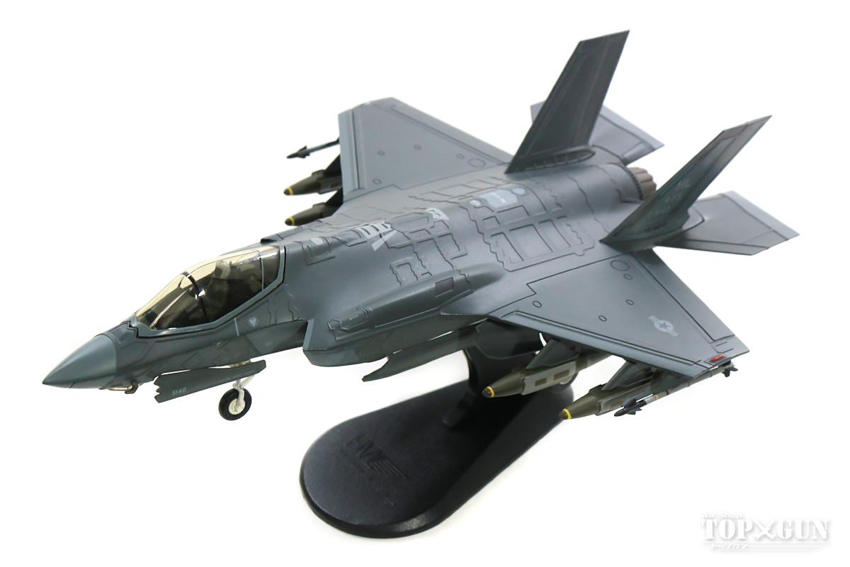 F-35A ライトニングII アメリカ空軍 第388戦闘航空団 第4戦闘飛行隊 ヒル基地・ユタ州 #15-5140 1/72 2019年7月19日発売 Hobby Master/ホビーマスター飛行機/模型/完成品 [HA4418]