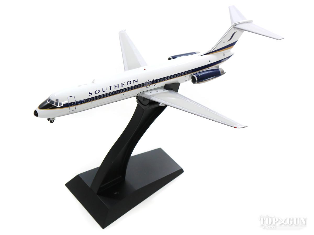 マクドネル・ダグラス DC-9-31 サザンエアウェイズエクスプレス N1335U (スタンド付属) 1/200 2019年8月1日発売 InFlight200/インフライト200飛行機/模型/完成品 [IF931S00519]