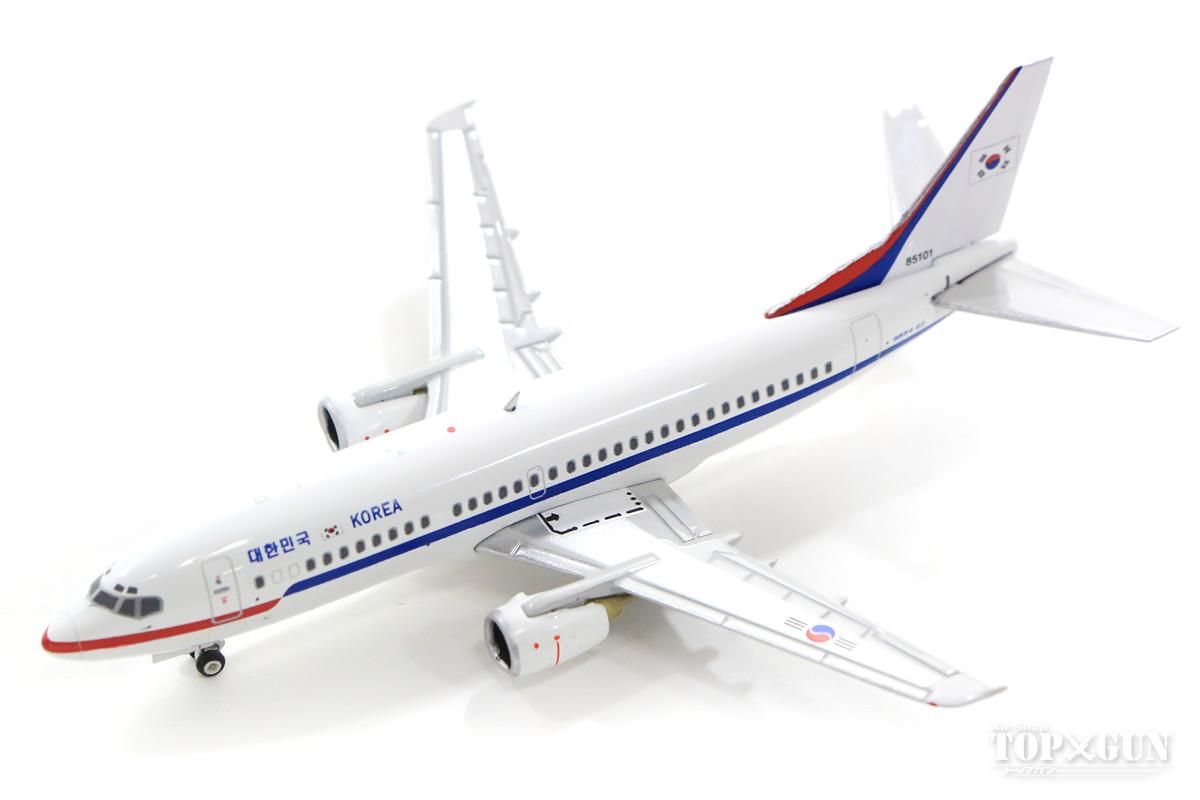 ボーイング 737-300 韓国空軍 85101 1/400 2019年11月24日発売 フェニックス飛行機/模型/完成品 [04286]