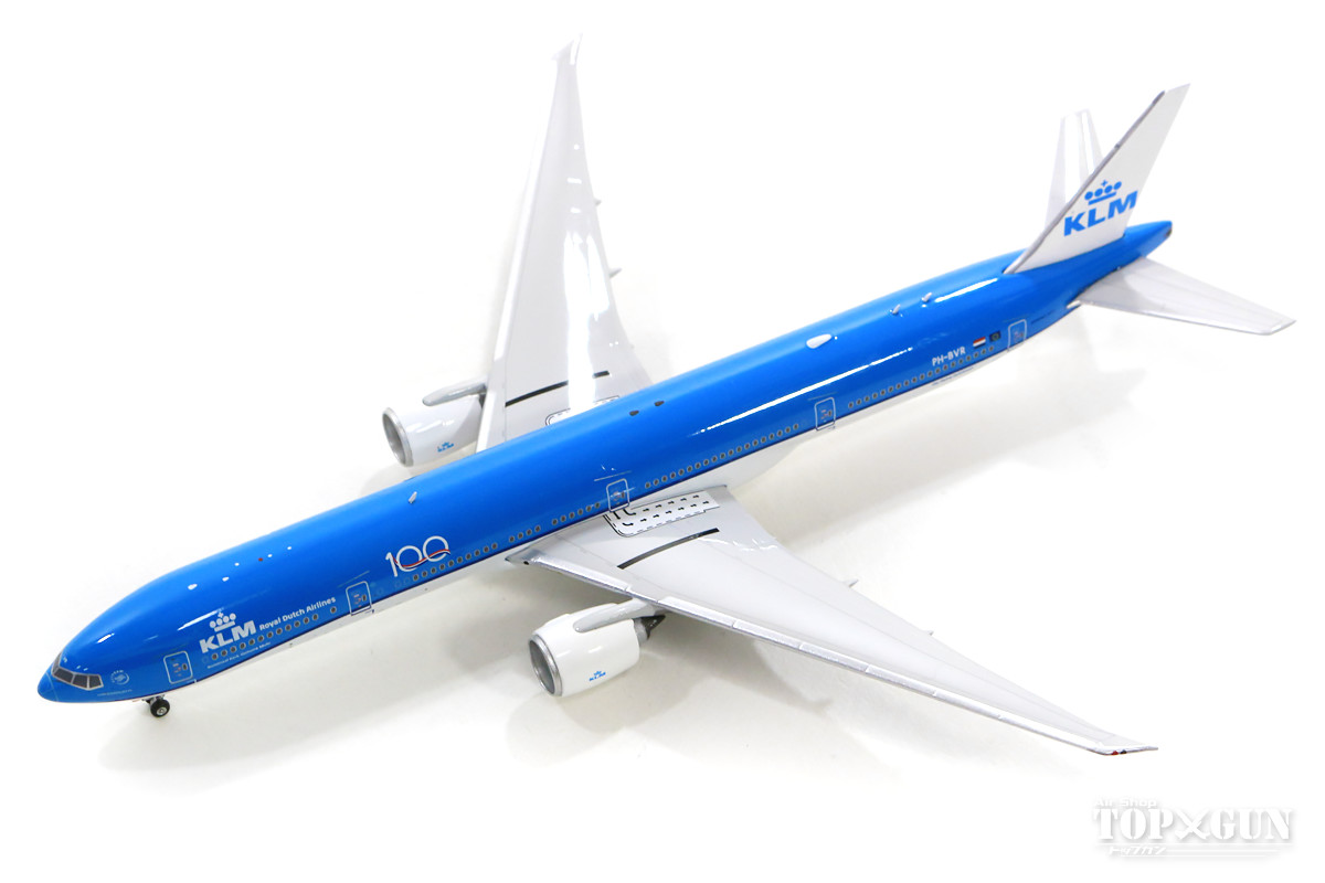 777-300ER KLMオランダ航空 「100 years」 PH-BVR 1/400 2019年10月26日発売フェニックス飛行機/模型/完成品 [11568]