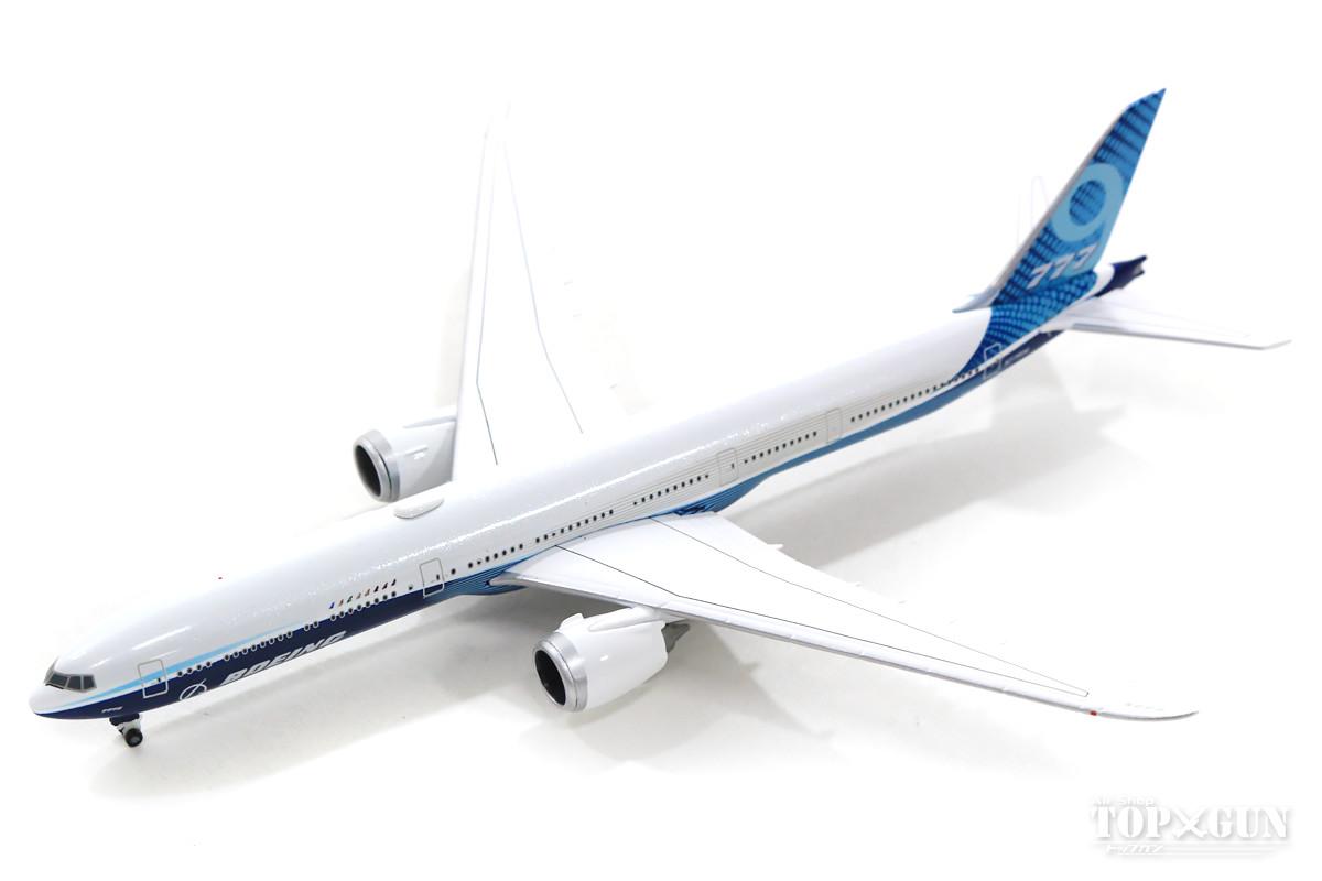 ボーイング 777-9 ボーイングハウスカラー 1/500 2019年11月8日発売 herpa/ヘルパウィングス飛行機/模型/完成品 [533133]