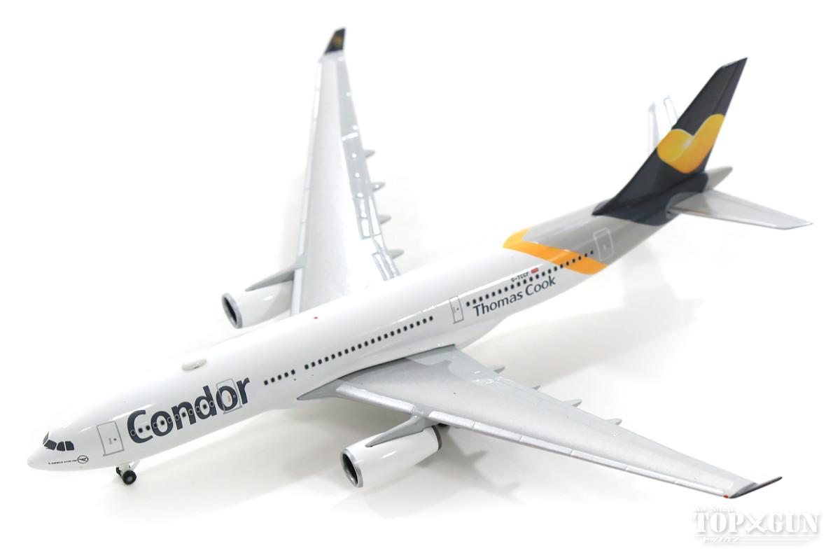エアバス A330-200 コンドル航空 G-TCCF 1/500 2019年11月8日発売 herpa/ヘルパウィングス飛行機/模型/完成品 [533225]