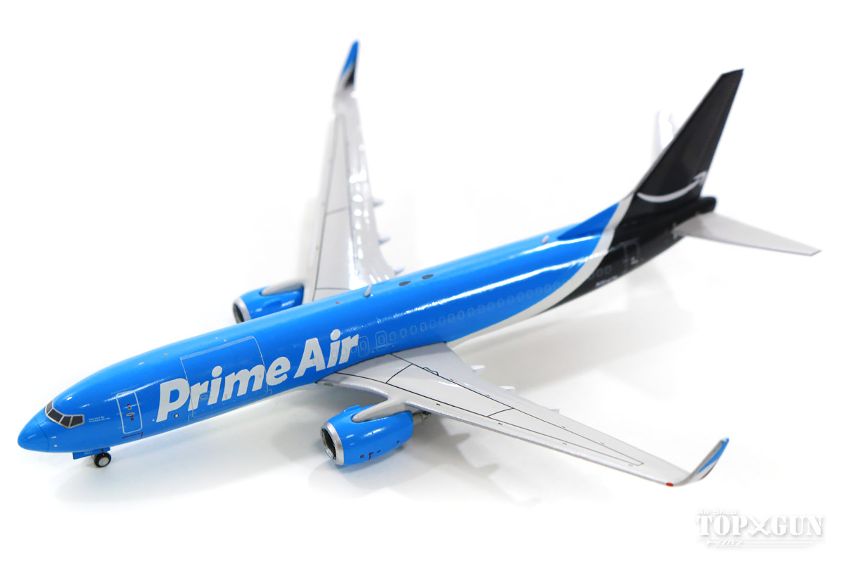 ボーイング 737-800BCF Primeエア TBA With Antenna 1/400 2019年11月1日発売 JCWINGS飛行機/模型/完成品 [EW4738005]