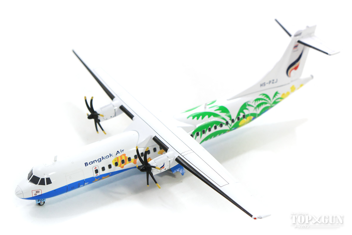 ATR72-600 バンコクエアウェイズ HS-PZJ 1/200  2019年12月1日発売 Gemini200/ジェミニ200飛行機/模型/完成品 [G2BKP827]