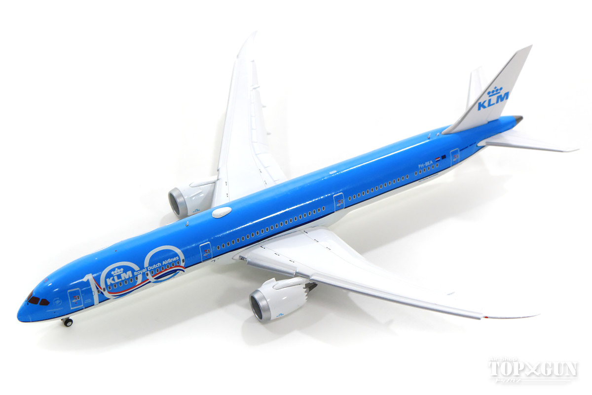 ボーイング 787-10 KLM オランダ航空 「100 years」 1/400 2019年11月1日発売 Gemini Jets/ジェミニジェッツ飛行機/模型/完成品 [GJKLM1890]