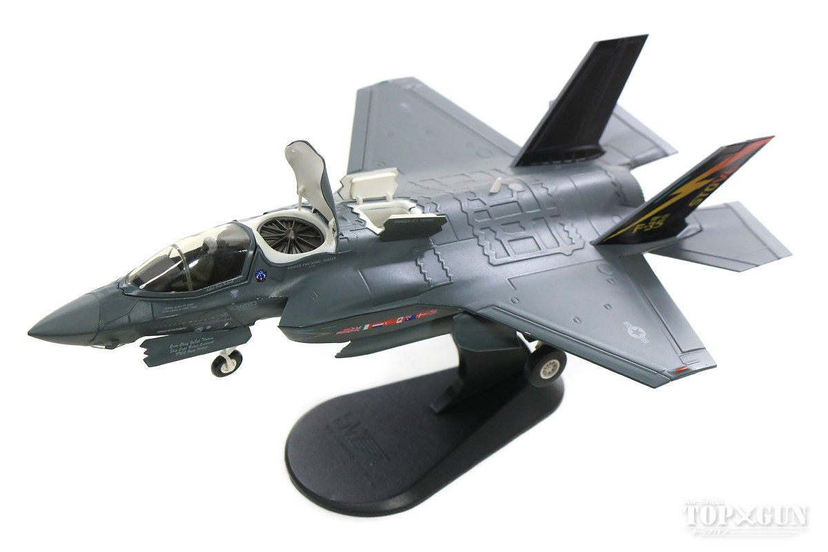 F-35B アメリカ海兵隊 第23試験評価飛行隊 試作1号機 パタクセントリバー基地・メリーランド州 10年代 BF-01 1/722019年11月27日発売 Hobby Master/ホビーマスター飛行機/模型/完成品 [HA4609]